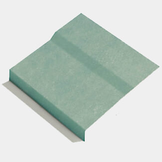 Siniat 1200mm Wide x 2400mm Long Tapered Edge GTEC Moisture Board - Various Quantity Available