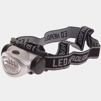 Lighthouse 3 Function LED Headlight 30 lumens