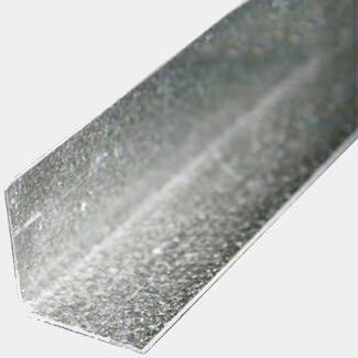 Buildworld Galvanised Angle 50 x 50 x 0.7mm Thickness x 3000mm Length