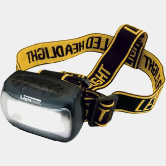 Lighthouse LED Wide Beam Headlight 120 Lumens
