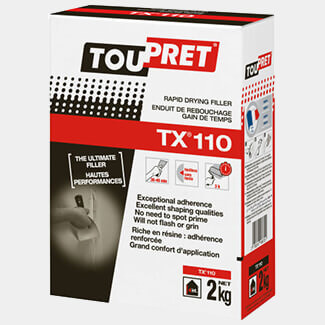 Toupret TX 110 Rapid Drying Filler