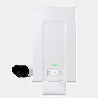 Vokera Evolve - ErP - System Boiler Including Flue - Variation Available