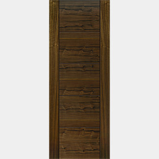 JB Kind Pre Finished Tigris Walnut Door - Various Width Available