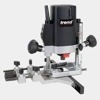 Trend 1-4 Inch Variable Speed Router 1000W - Available In Different Volts