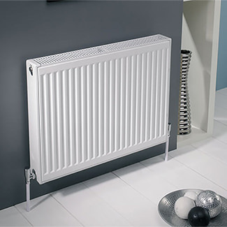 Kartell K Rad Kompact Type 22 Double Convector Radiator - 400mm High