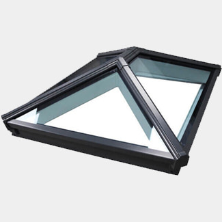 Keylite Roof Lantern - Glass Types And Sizes Available
