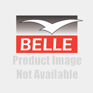 Belle 100mm-Wide x 160mm-Height Extension Foot