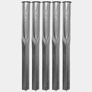 Werner 32-38mm Universal Soil Spikes For Rotary Dryer - Pack Of 5
