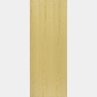 JB Kind Internal Pre Finished Veneered Flush Ash Fire Door - Various Sizes Available