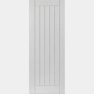 JB Kind Internal Savoy White Fire Door - Various Width Available