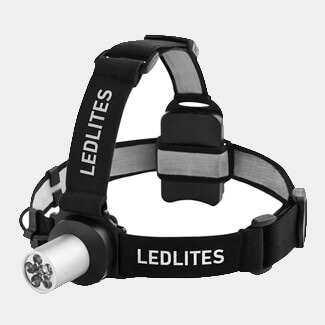 LedLenser LED Lites 7041TB 6 Led Headlamp