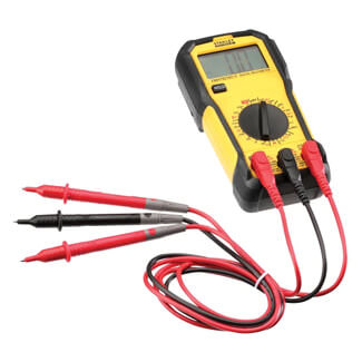 Stanley FatMax Basic Digital Multimeter