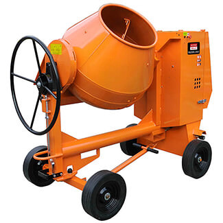 Belle Premier XT Yanmar Diesel Electric Start Heavy duty Mobile Site Mixer - Various Model Available