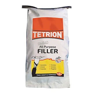 Tetrion All Purpose Powder Filler Sack - Various Sizes Available