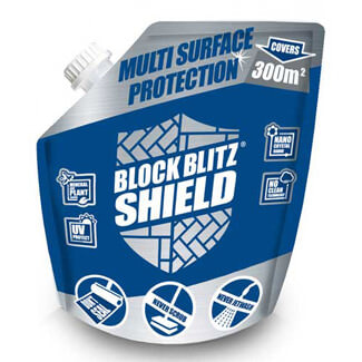 Artificial Grass Block Blitz Shield - Various Coverage Area Available