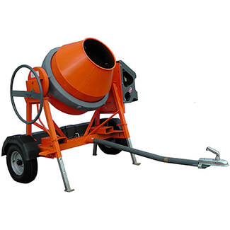 Belle AT350 Pro Electric Engine Power Road Tow Mixer 220V