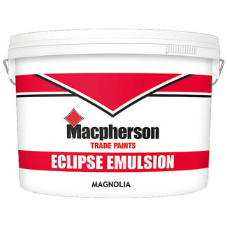 Macpherson Eclipse Emulsion Paint 15L - Colours Available