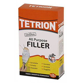 Tetrion All Purpose Powder Filler - Variations Available