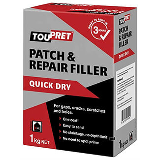 Toupret Quick Dry Patch And Repair