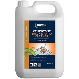 Bostik Cementone Brick And Patio Cleaner 5L