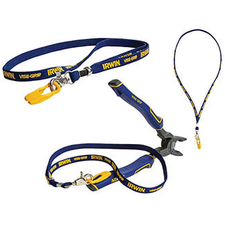 Irwin VIS1950511 Performance Lanyard With Clip