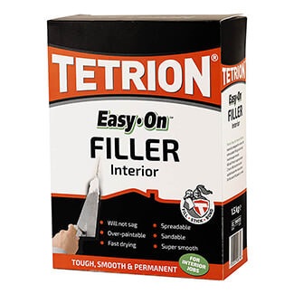 Tetrion Interior Easy-On Filler 1.5Kg