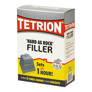 Tetrion Hard As Rock Exterior Filler 2Kg
