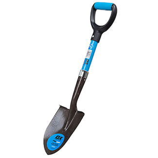 Ox Tools Pro Mini Round Point Shovel