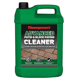 Thompsons Advanced Patio And Block Paving Cleaner 5L