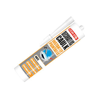 Evo-Stik Decorator's Caulk Instantly Paintable