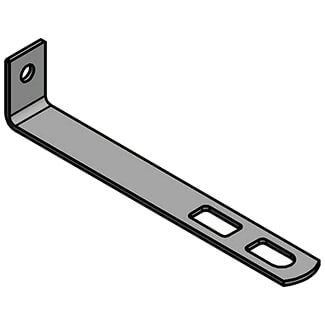 Expamet Pre-Galvanised End Frame Clamp - Various Size Available