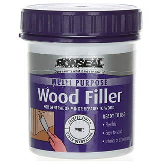 Ronseal Multi Purpose Wood Filler - Sizes And Finishes Available