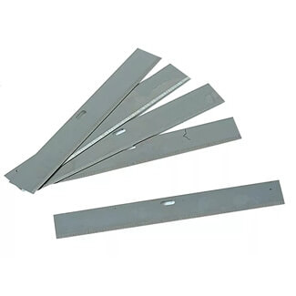 Stanley Heavy-Duty Scraper Blades Pack Of 5
