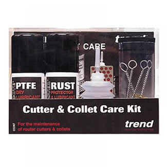 Trend Cutter And Collet Care Kit