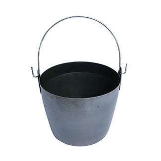 Rodo ProDec 6 Inch Metal Paint Kettle - Tapered