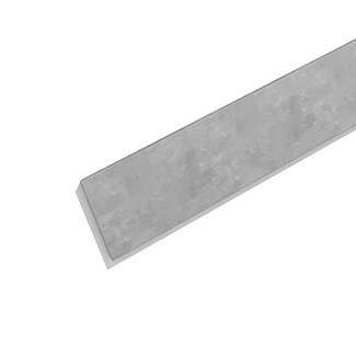 Fpmccann 1830mm Long 45mm Thick Concrete Gravel Board - Various Width Available