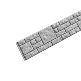 Fpmccann Concrete Rock Wet Face Gravel Board