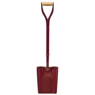 Faithfull 2MYD Treaded All Steel Taper Shovel