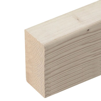Buildworld C24 Carcassing Timber 225 x 75mm (9 x 3 Inch) - Various Lengths Available
