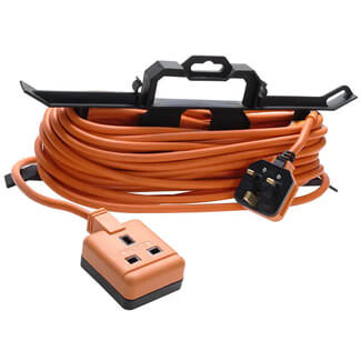 Masterplug Garden Extension Lead 240V - 15m