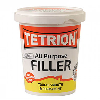 Tetrion All Purpose Ready Mixed Filler Tub - Various Sizes Available