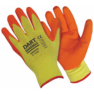 Dart Handmax Orange Builders Glove - More Sizes Available