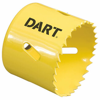 DART HSS Premium Cobalt Bi-Metal Holesaw - Various Sizes Available
