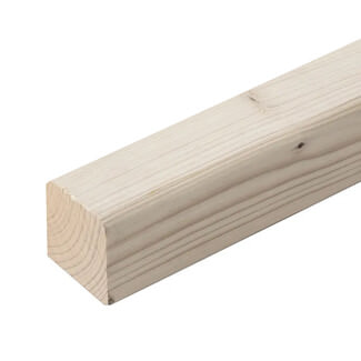 Buildworld C24 Carcassing Timber 50 x 47mm (2 x 2 Inch)