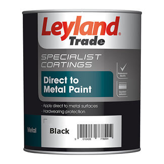 Leyland Trade Direct to Metal Paint 750ml - Various Colours Available