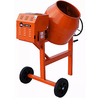 Belle Maxi 140 Heavy Duty Upright Cement Mixer - Various Voltage Available