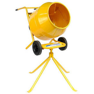 Belle Minimix 140 Electric Cement Mixer 230V