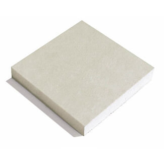 Siniat 900mm Wide x 1220mm Long Square Edged Base Board