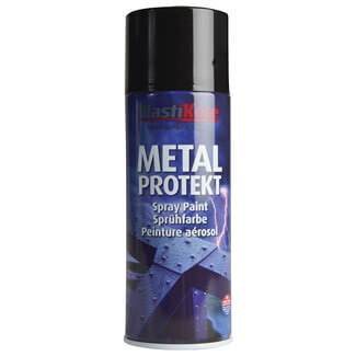 PlastiKote Metal Protekt Spray 400ml - Available Finishes