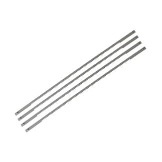 Stanley 165mm Coping Saw Spare Blades 14TPI Pack Of 4